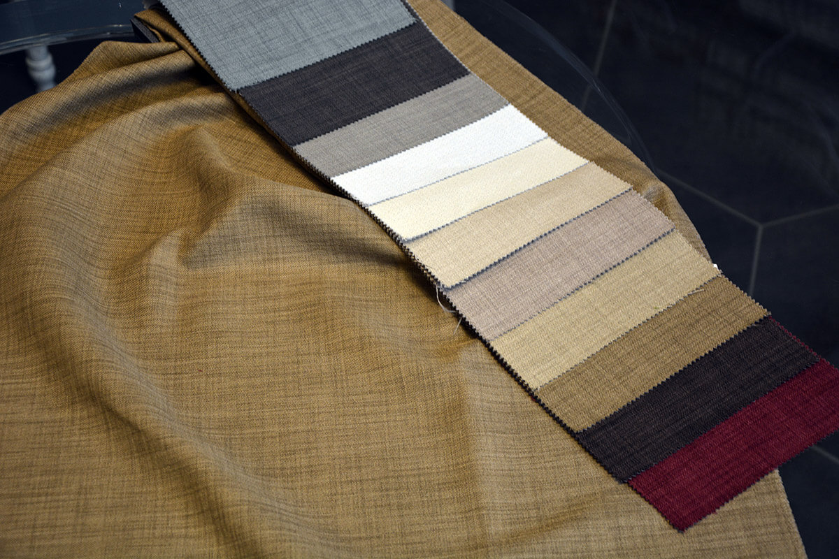 Fabrics for Contract